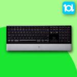 logitech dinovo keyboard mac driver