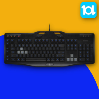 logitech gaming keyboard g105 driver
