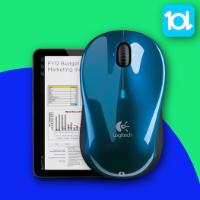 logitech tablet mouse driver