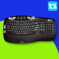 logitech cordless keyboard driver