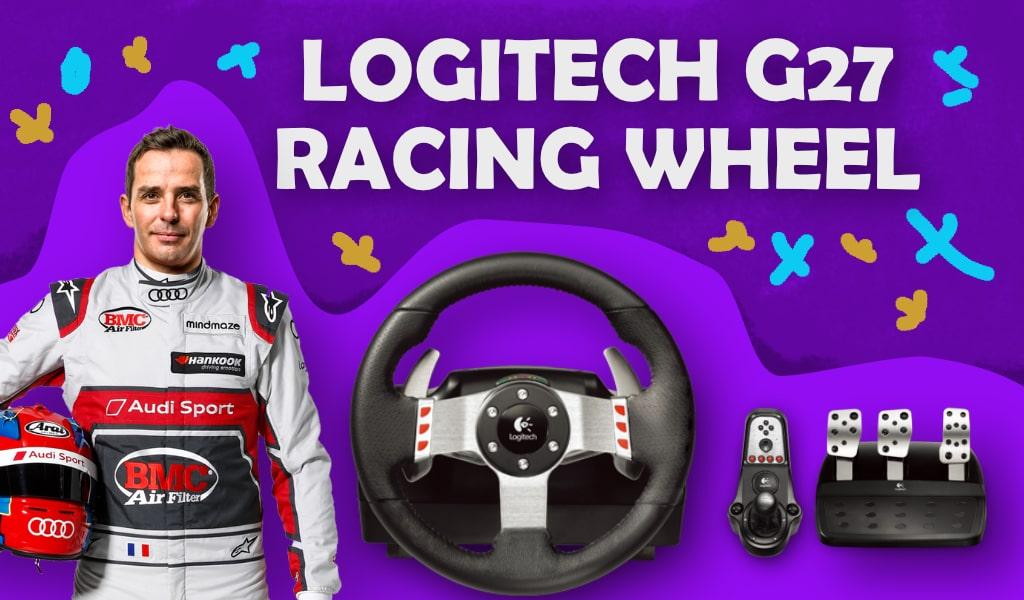 logitech g27 driver