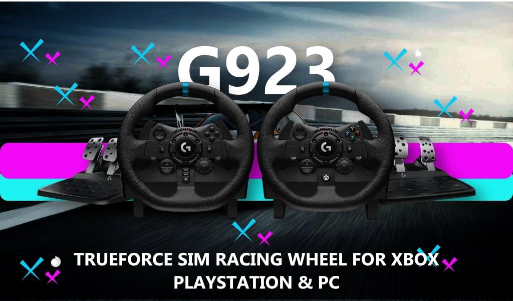 logitech g923 driver